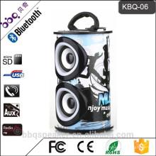 2017 Super beste Surround Sound Heimkino-Lautsprechersysteme mit USB / SD / LED / Fernbedienung