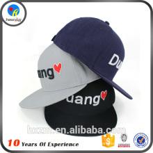 Barato acrílico snapback chapéus personalizado