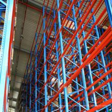Réservoir en acier de solution de stockage du support lourd de VNA