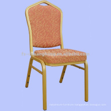 Shiny Gold Aluminum Furniture Chair (YC-ZL22-06)