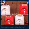 Boîte d'emballage en forme de bonbon mignon pour Noël, emballage de sucrerie
