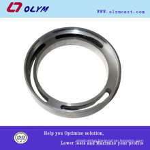 China OEM precision investment casting decorating lamp spare parts