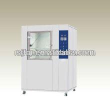 Plastic dust proof test equipment