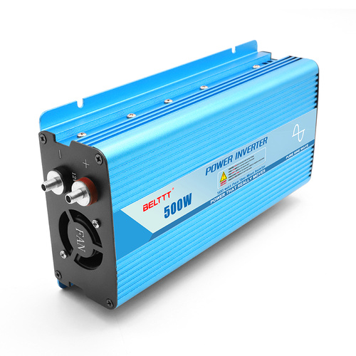 Aprobación CE 500w Micro Car Power Inverter