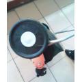 """German Standard 16""""Hand Push Reel Lawn Mower"""