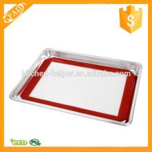 Pasta de silicona antiadherente de alta calidad y estera de galletas