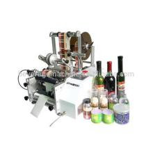 Multi-function Adhesive Square Bottle Labeling Machine