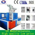 Máquina vertical de moldeo por inyección de plástico PVC para ajuste de hardware