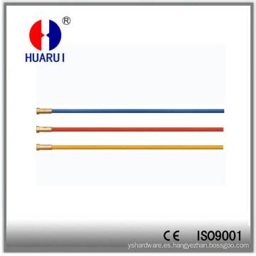 Hrmb forro 0,6-1,6 mm Compatible con Hrbinzel Liner antorcha de soldadura