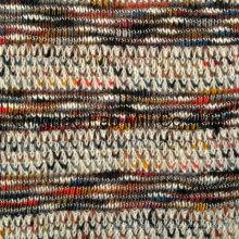 Tissu extensible tricoté en poly rayon