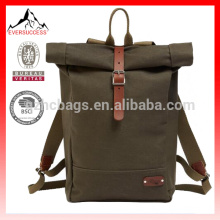 Открытый холст рулон топ рюкзак,Велоспорт рюкзак,велосипед, сумки - HCB0066
