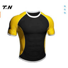Camisa do rugby