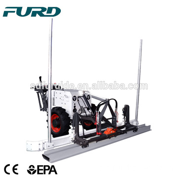 Walk-behind Laser Guided Concrete Screed Machine