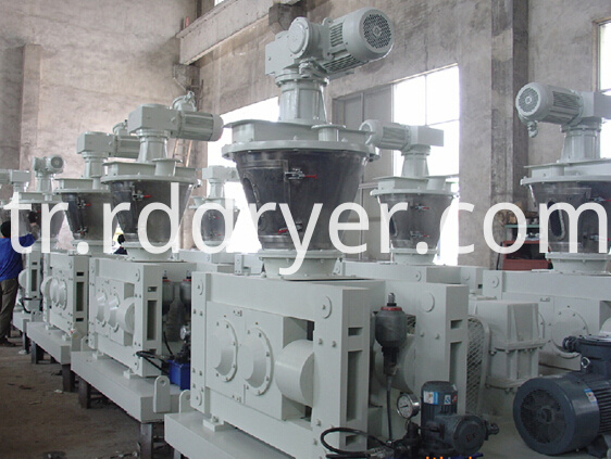 organic granular fertilizer making machine