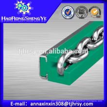 Rodillo de plástico superior Guías de cadena