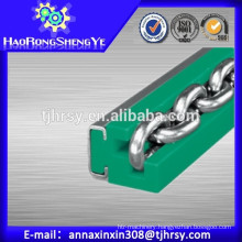 Top plastic roller Chain guides