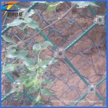 Fabrik Preis Diamond Wire Mesh für Slope Schutz