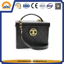 New Design Leather Printing Cosmetic Box Hb-6633