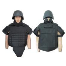 Venta caliente profesional sistema MOLLE 1000D Nylon suave protección completa Body Armor