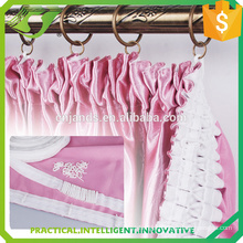 2017 Hot sell curtain tape / transparent curtain tape