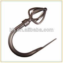 decorative cord double curtain tieback tassel