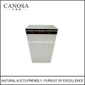Hotel Bathroom Pen Shell Trash Bin for Wholesale
