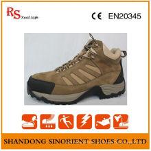 Sapatos de segurança de sapatos macios resistentes a produtos químicos RS145