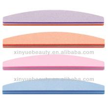 new design neno color sanding nail file