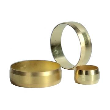 Bague de compression en laiton