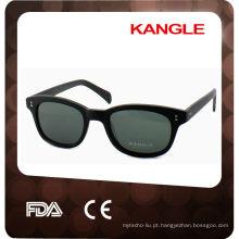 Óculos de sol de acetato de estilo novo 2014, óculos de sol CE