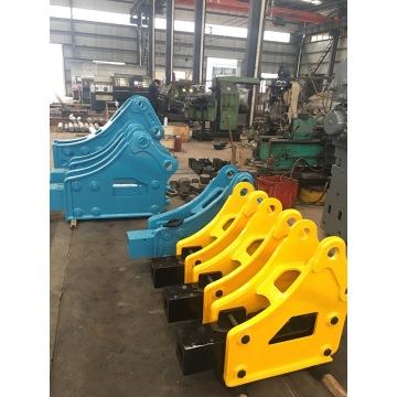 Hydraulische Hammerfelsenfabrik für Bagger