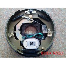 10-дюймовая прицепная электрическая самонастраивающаяся барабанная тормозная пластина
