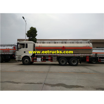 Camions de transport de pétrole de 24m3 10 Wheeler