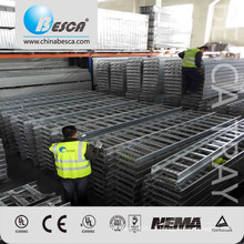 Factory Direct Sale NEMA VE1 Cable Ladder For Cable Support