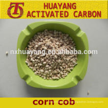 Chinese Corn Cob Granulat / Maiskolben Körner für Pilz