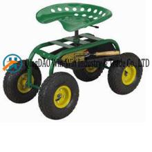 Garden Cart Seat Tc1852 Rueda del camión de mano