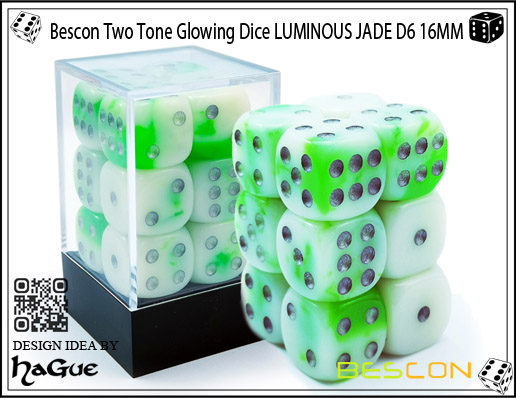 LUMINOUS JADE D6-2
