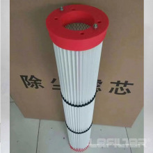 Filtro em caixa industrial de ventilação do WAM do silo de cimento