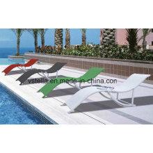 Garden Beach Rattan Chaise Lounge