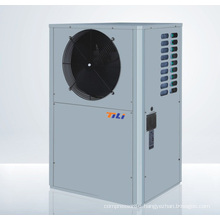 Commercial Air Source Water Heater - Floor Heating