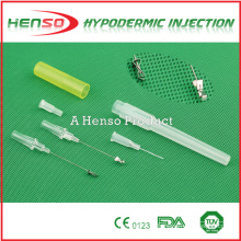 Henso Sterile Medical Disposable Safety IV Catheter