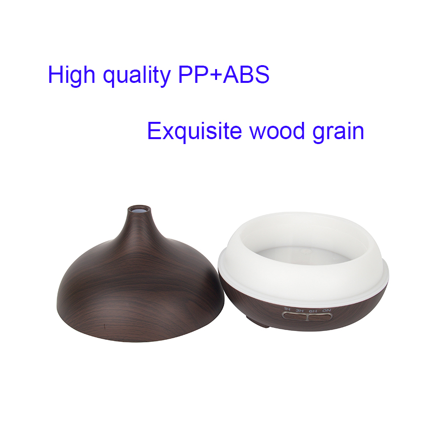 Wood Grain Office Aroma Diffuser