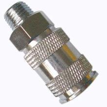 Druckluftkompressorteile Außengewinde Schnellkupplung
