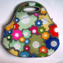 Promocional Personalizado Fábrica de Fornecimento Mais Novo Design Neoprene Lunch Bag