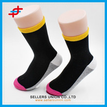 2015 Boys Casual Multi Colors Cotton Cheap Sport Socks/Custom Elite Socks