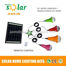 CE&Patent solar chargeable LED home lighting (JR-SL988)