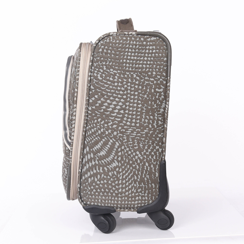 20'' 24''28''' PU leather suitcase set