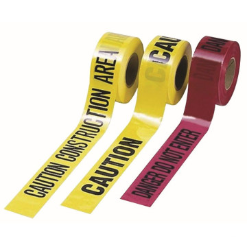 Underground Detectable Visible Warning Tape