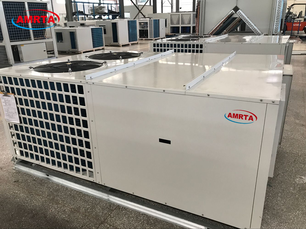 Heating and Air Conditioning Rooftop Unit