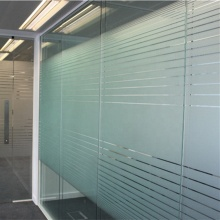6.38 Frosted Laminated Glass Panels